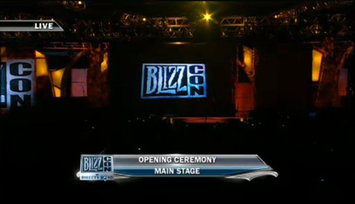 Partió hoy la BlizzCon 2010!!!!1111!11!