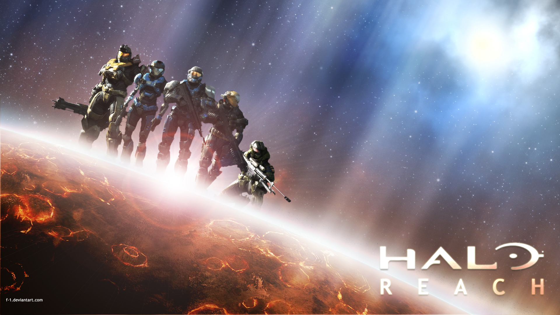 Are you ready for…. HALO REACH!!!? [Video LOL]
