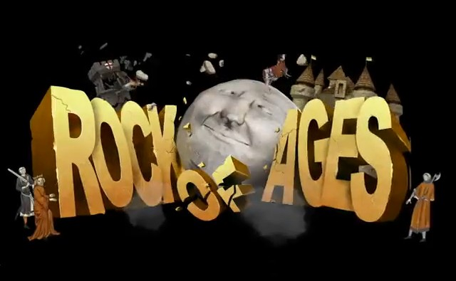 Nuevo Trailer Rock of Ages: You shall not [splat]