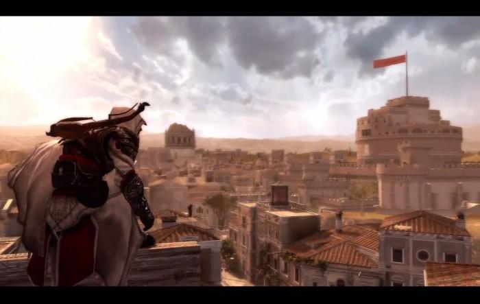 Assasin's Creed: Broderhood, This is Rome [Inédita línea de tiempo – Video]