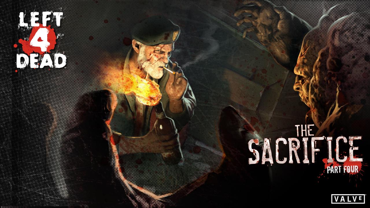 Valve lanza Left 4 Dead para Mac y lo vuelve a vender barato [Mac]