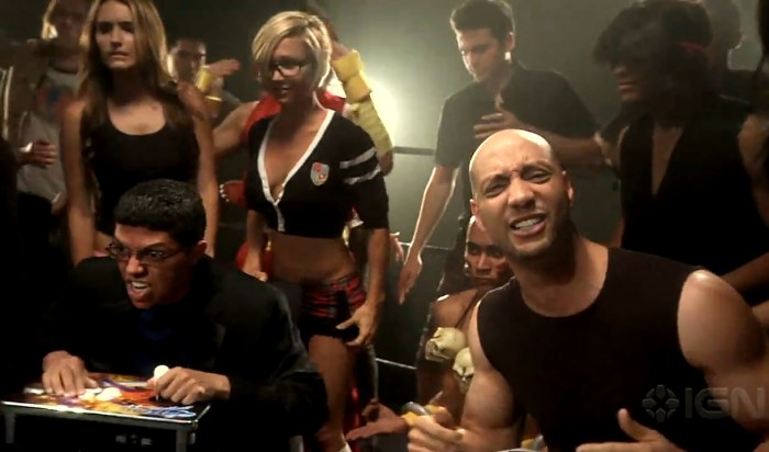 "Video Musical Street Fighter [Jason ""Jace"" Hall – Tara Ellis]"