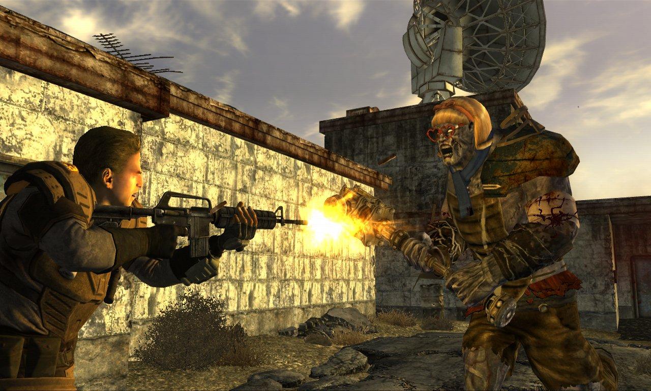 Contenido Descargable para Fallout: New Vegas en camino… para 360 [DLC]