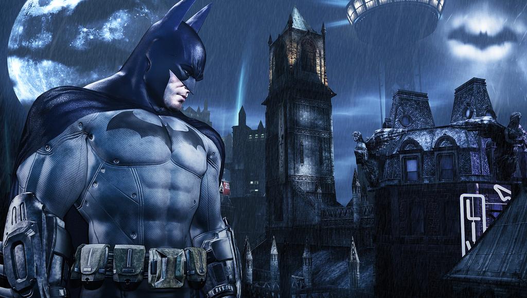 No habrán vehículos tripulables en Batman: Arkham City