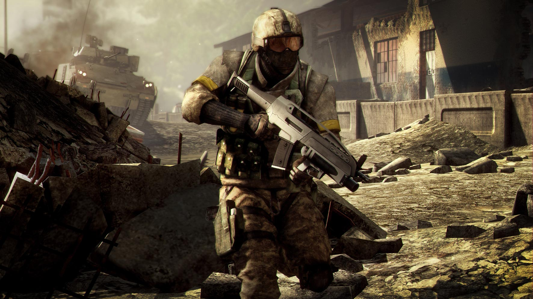 Battlefield: Bad Company 2 recibirá los mapas de Bad Company 1 en el Vip Map Pack 7 [For Free]