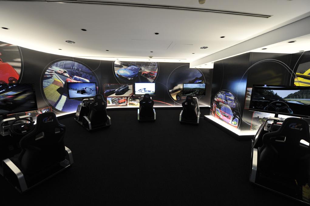Lo Nuevo en Tiendas Gamer: El PlayStation Lounge