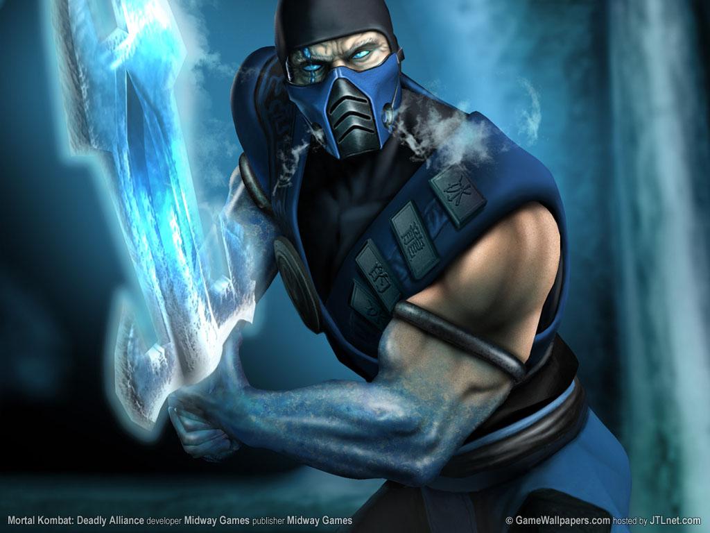 Nuevo Trailer de Mortal Kombat esta vez con Sub-Zero [Trailers]