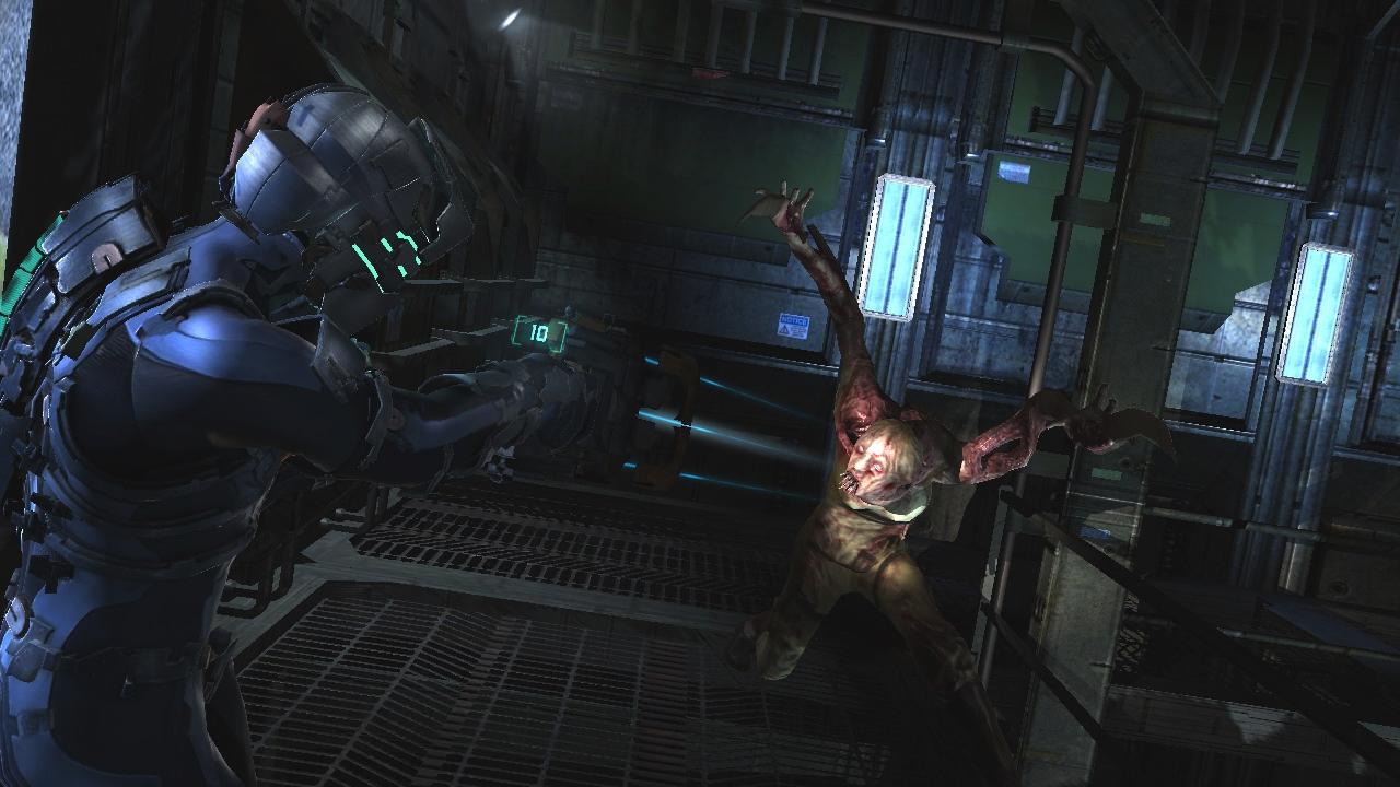 El nuevo trailer de Dead Space 2 me dejó más prendido que tele de conserje! [Trailers]