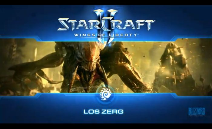 StarCraft 2 Intro a la raza Zerg [Video Esp-Lat]