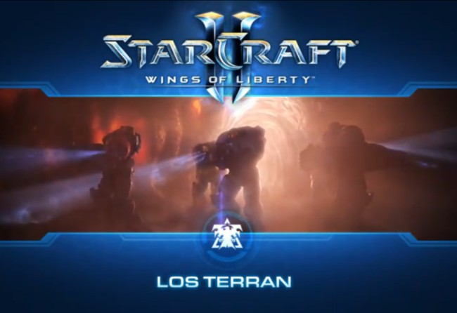 StarCraft 2 Intro a la raza Terran [Video Esp-Lat]