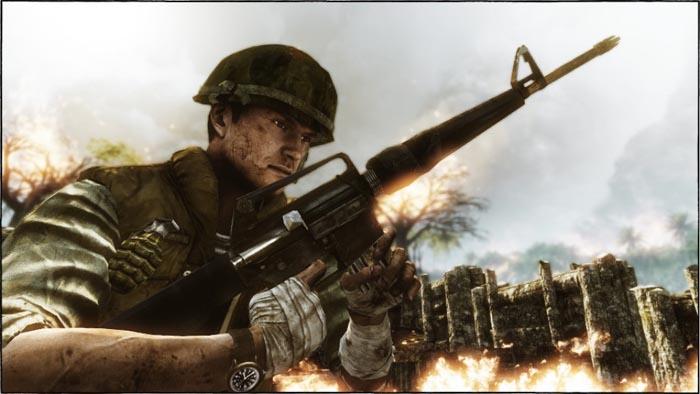 Battlefield: Bad Company 2 Vietnam saca a lucir su lanzallamas [WOWOMFG!!]