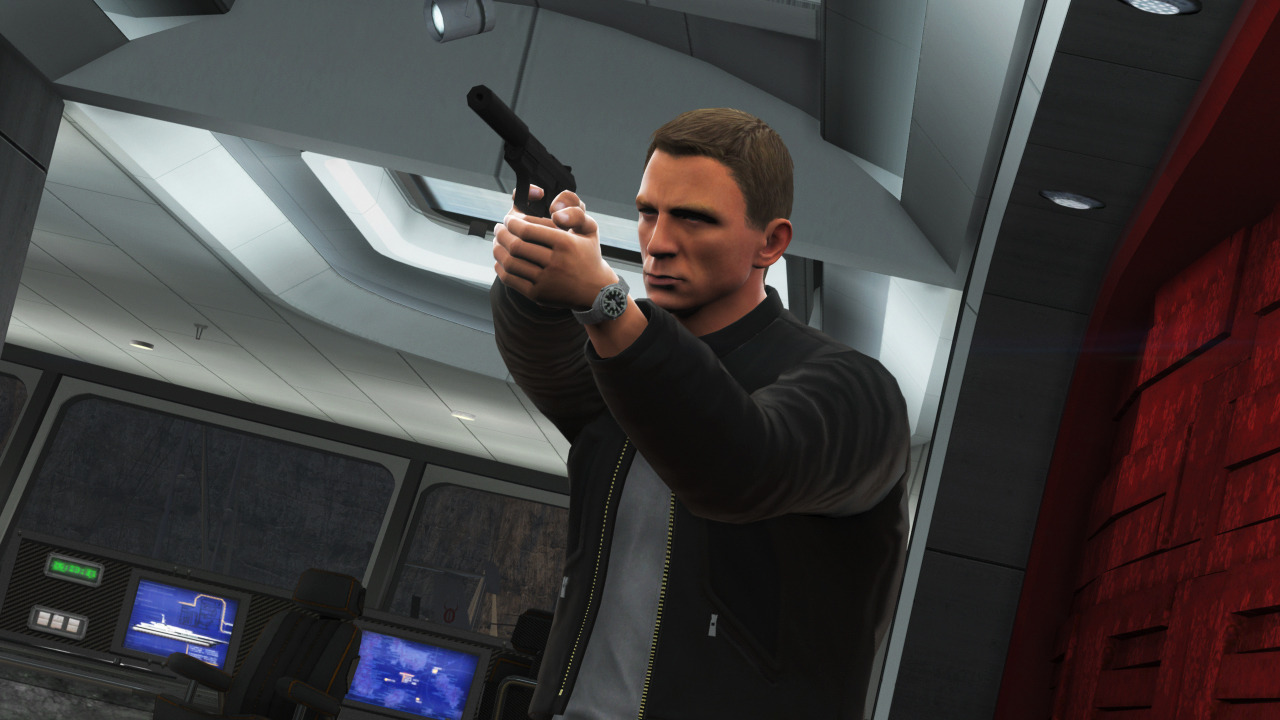 El trailer de lanzamiento de James Bond: 007 Blood Stone se ve bueno… el gameplay, también [Videos]
