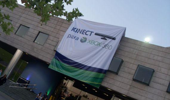 ¡Estuvimos en el lanzamiento de Kinect en Chile! [Más vale tarde...]