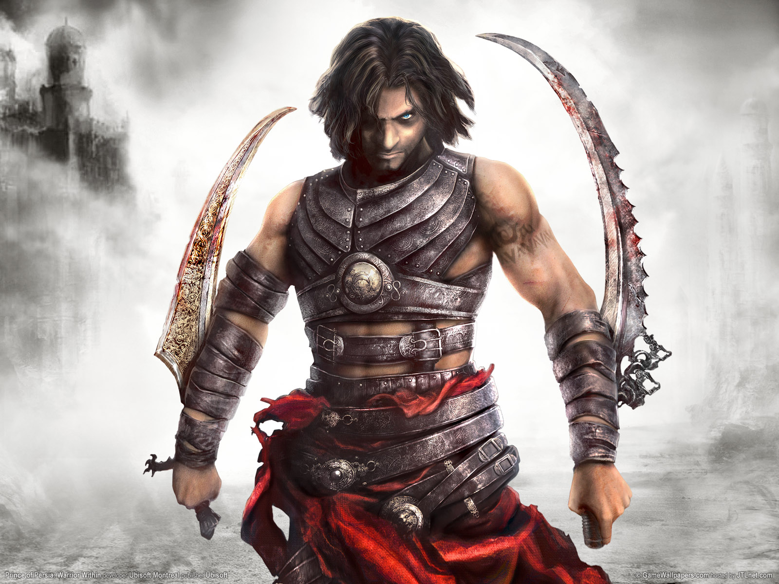 Prince of Persia Trilogy HD y sus primeros 10 minutos [Videos]