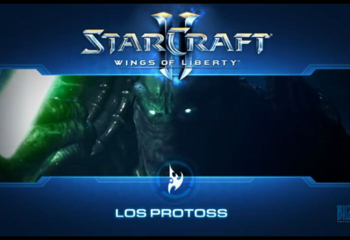 StarCraft 2 Intro a la raza Protoss [Video Esp-Lat]