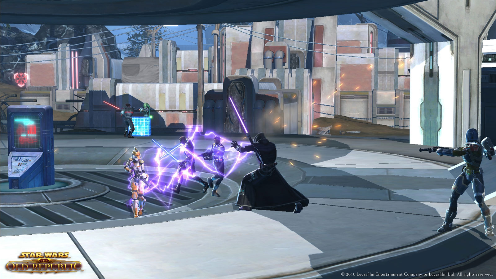 Star Wars: The Old Republic nos presenta sus arenas PvP llamadas Warzones [Video]