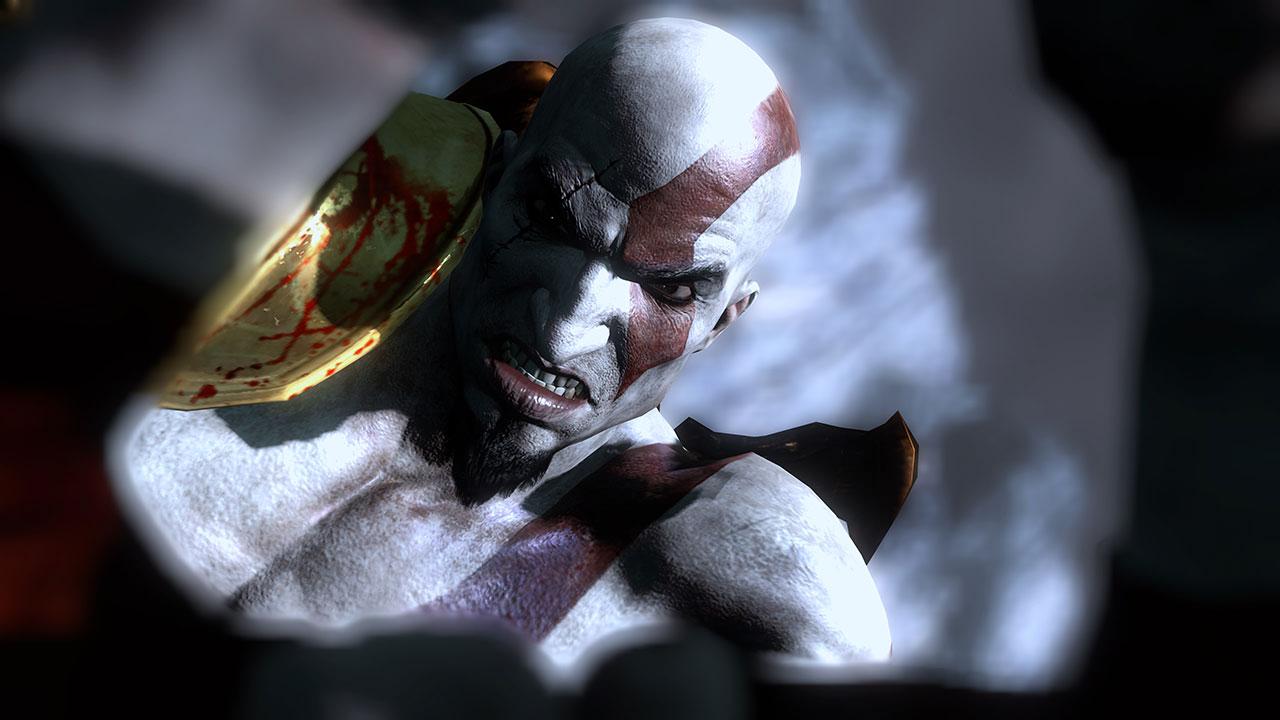 Así se ve Kratos en Mortal Kombat para PS3 [Trailer]