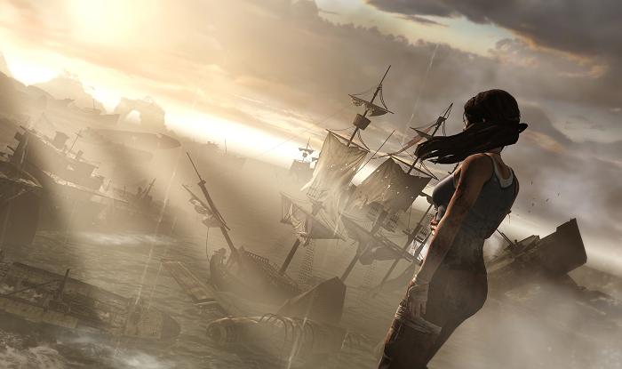 """Más imagenes de la """"nueva"""" Lara Croft [Screenshots]"""