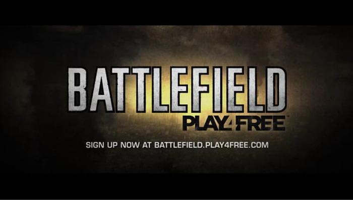 Battlefield Play4Free Analisis