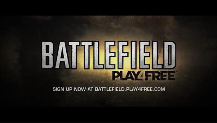 Battlefield Play4Free Analisis