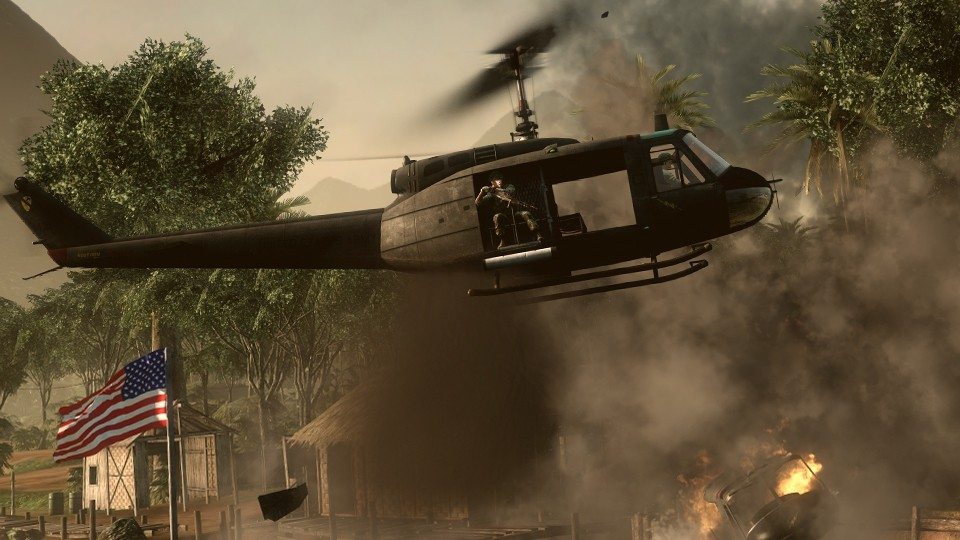 Increíble: Dos minutos de gameplay de Battlefield: Bad Company 2 Vietnam [Video]
