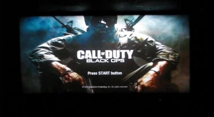 Arreglando el cine para jugar Call of Duty: Black Ops? [TRUE OR FAKE?]