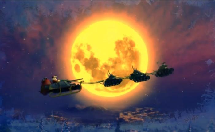 Feliz Navidad a todos los Gamers de LagZero [Selección Videos Navideños]