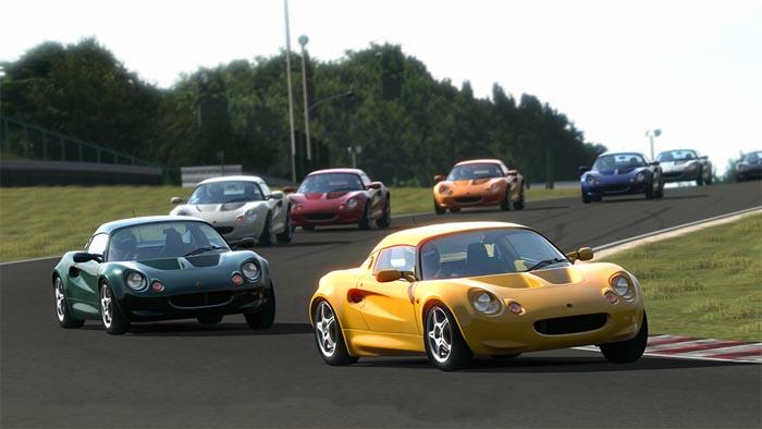 Gran Turismo 5 agrega daños mecánicos en su nuevo parche ya disponible [Parches]