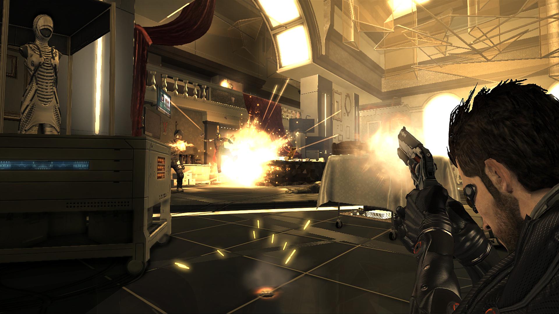 Deus Ex: Human Revolution se retrasa un poquito