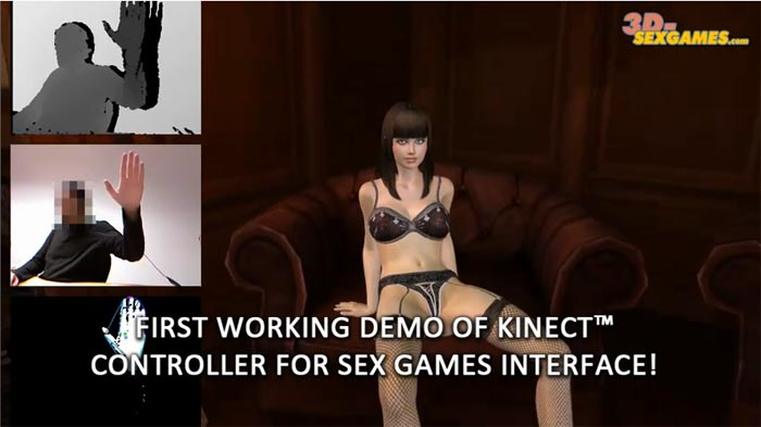 Kinect Sex Game