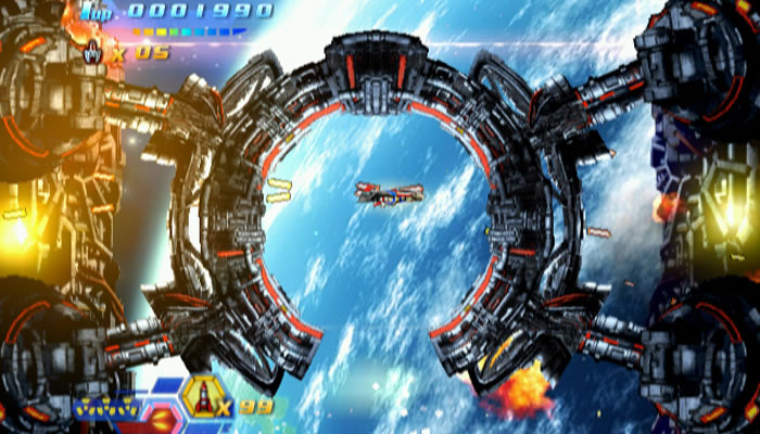 Primer Trailer de Sturmwind, un juego solo para... ¿Dreamcast?