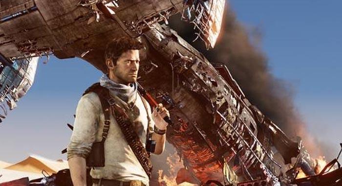 El primer minuto de gameplay de Uncharted 3 mostrado anoche en el show de Jimmy Fallon [Video]