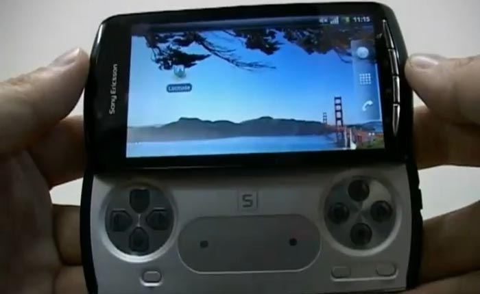 Este es el Playstation Phone … en video [Filtraciones FTW]