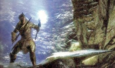 Gameinformer muestra las primeras imágenes e info sobre The Elder Scrolls V: Skyrim [Fuck Yea!]