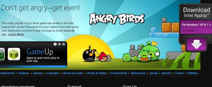 Angry Birds llega a PC [Lanzamientos]
