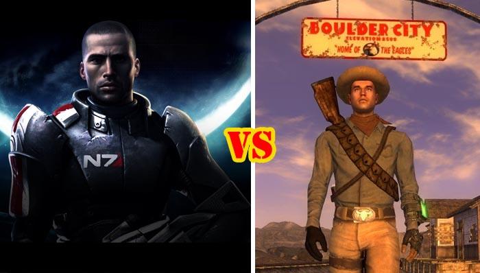 Lo mejor de 2010 en LagZero: Mass Effect 2 vs Fallout: New Vegas [2]