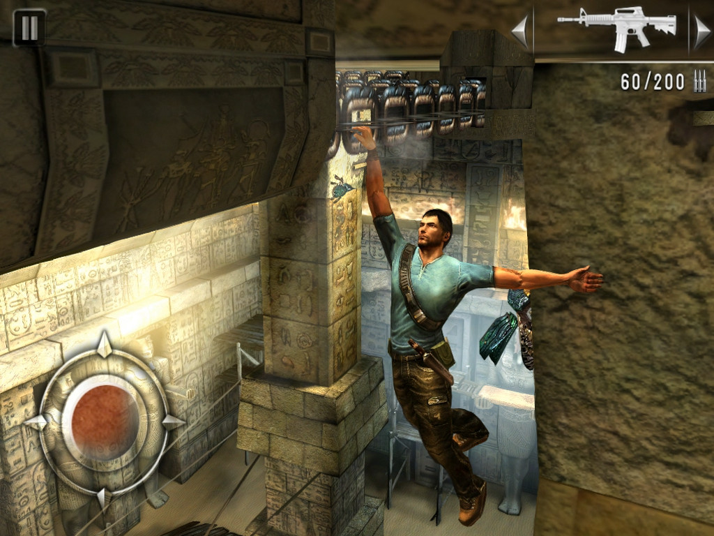 Shadow Guardian… el hermano portátil de Uncharted [Clones FTW!!]