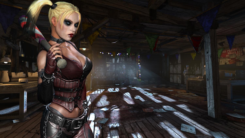 Nuevas imágenes de Batman: Arkham City [Screenshots]