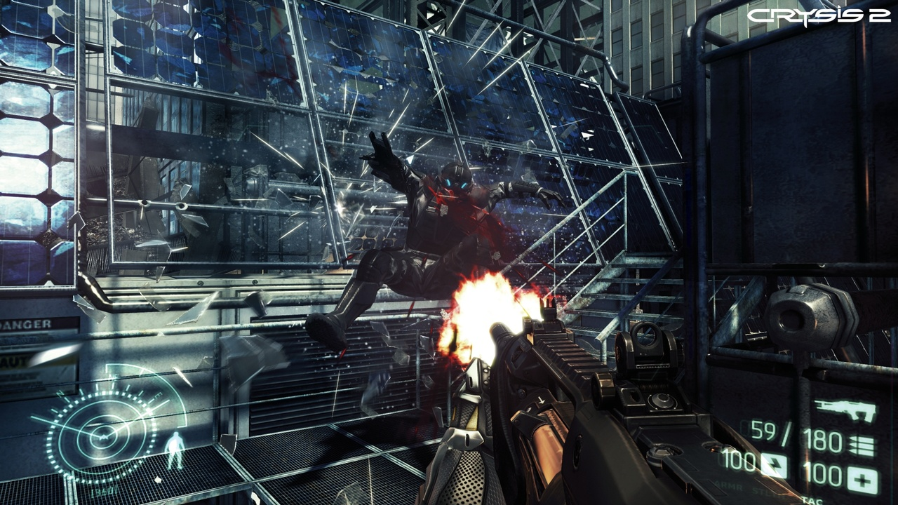 Más Hype en video para Crysis 2 [Damn]