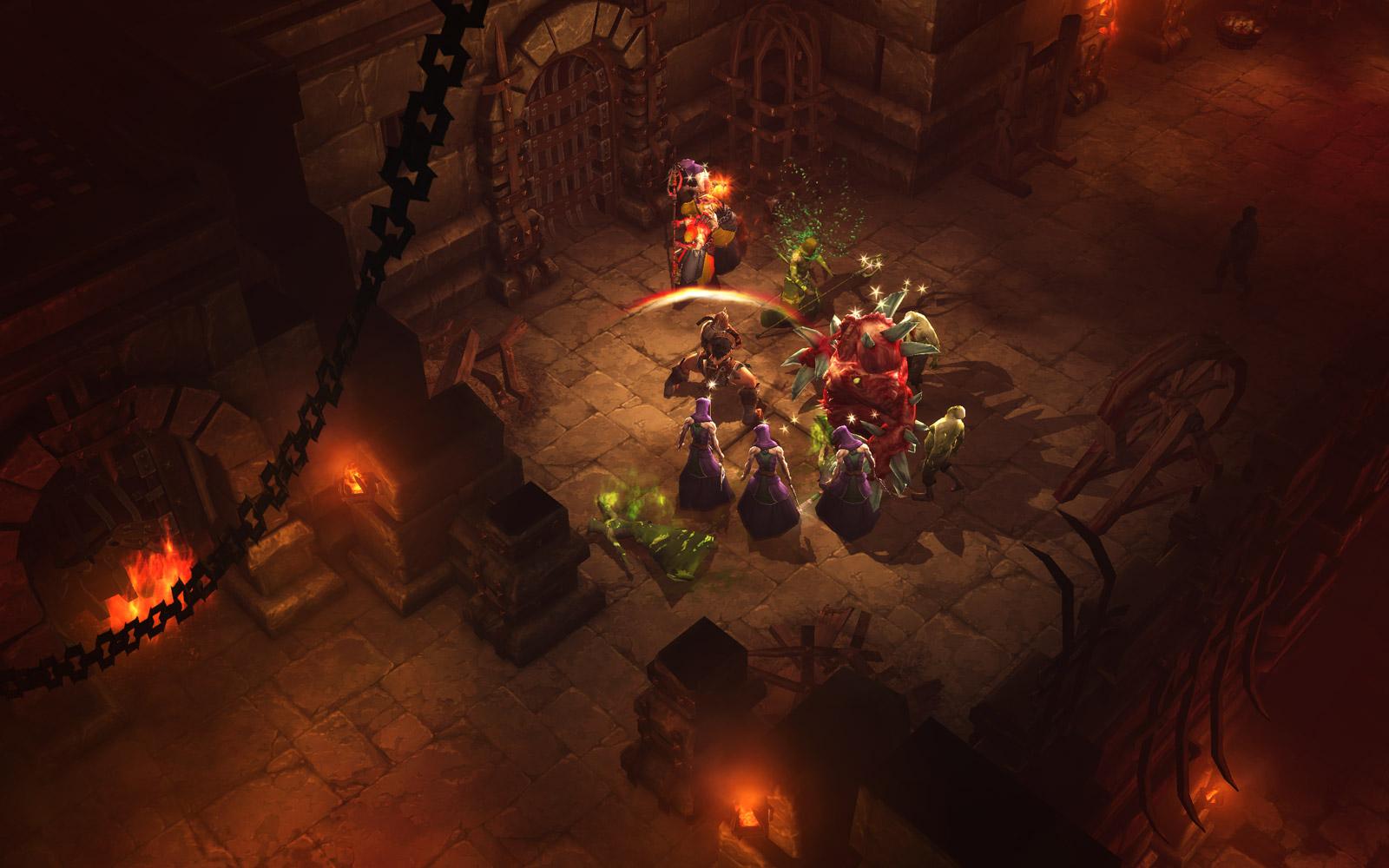 Blizzard estaría trabajando en Diablo III … para consolas [Rumores]
