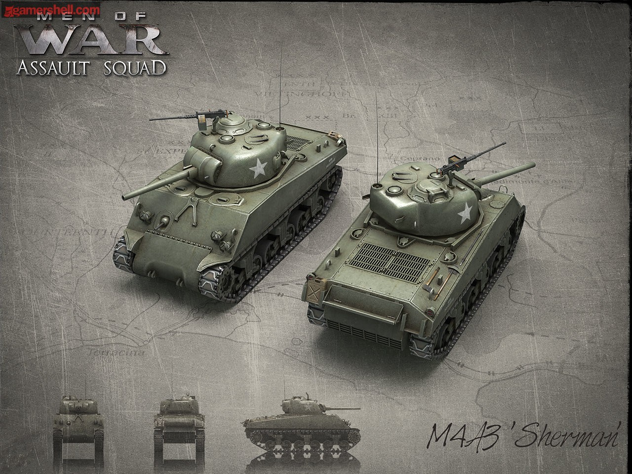 Habemus beta abierto de Men of War: Assault Squad [Gratis!]