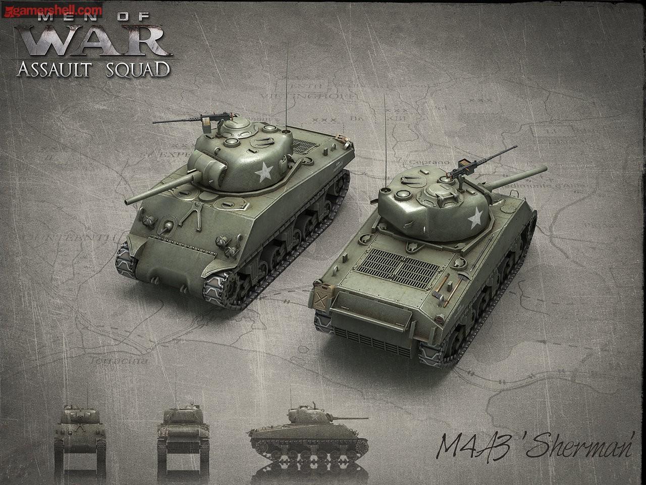 Habemus beta abierto de Men of War: Assault Squad [Gratis!]