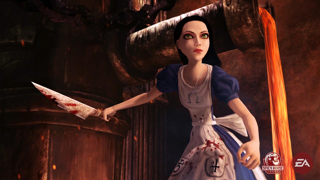 Alice: Madness Return, la locura regresa en este nuevo trailer [Justo a la hora del te]