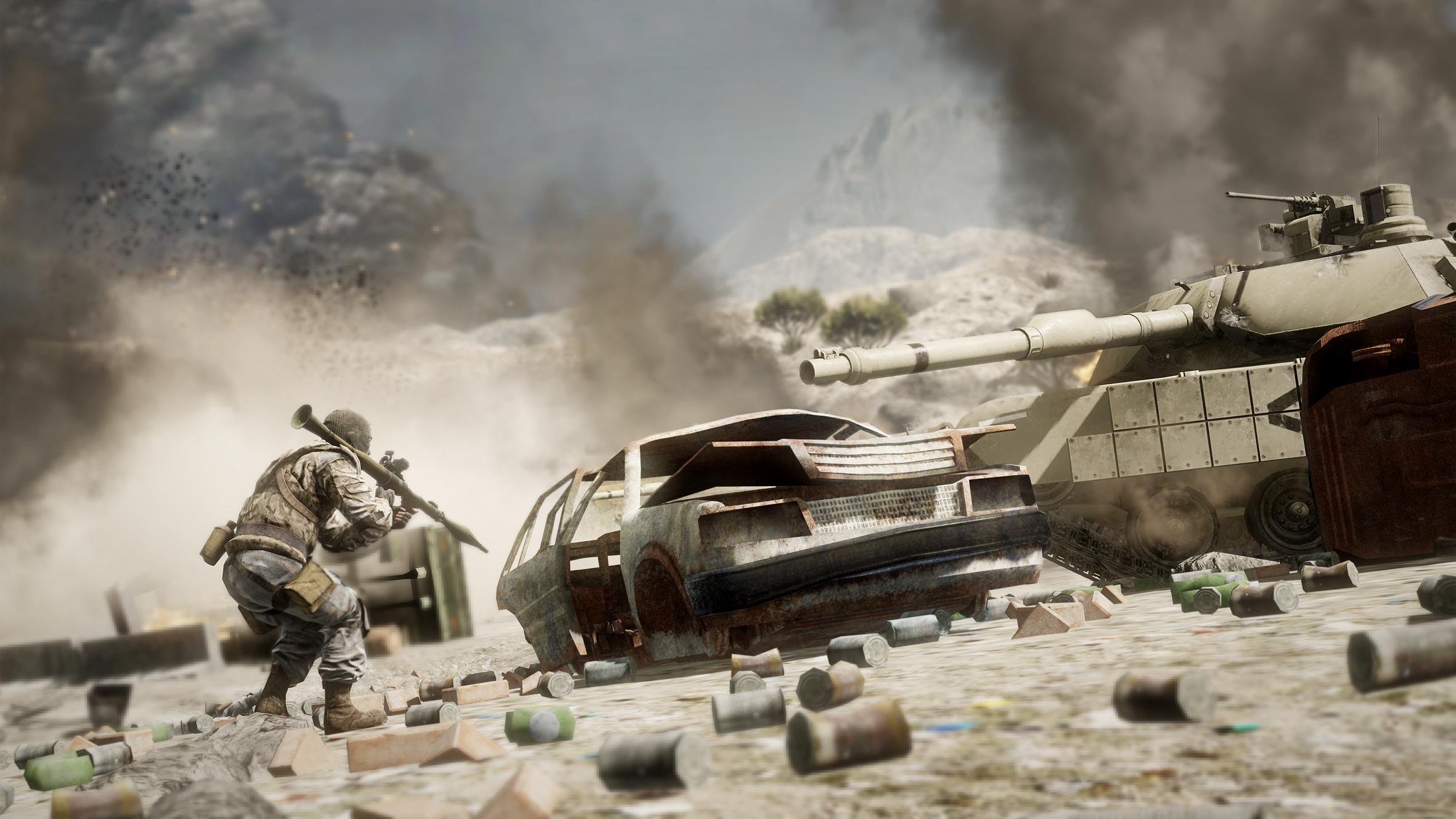 El pack Karkand de Battlefield 3 también incluirá otros tres mapas clásicos [Bien!]