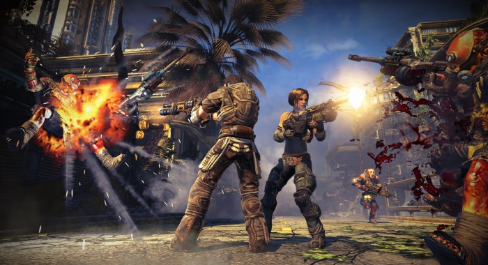 Los Primeros 15 minutos de Bulletstorm [Gameplay – FPS]