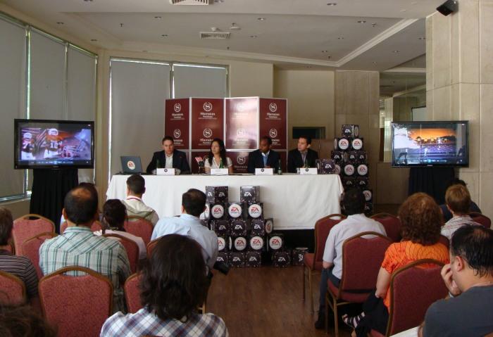 Conferencia EA Games en Chile (leyendo entre líneas)[Anuncios]