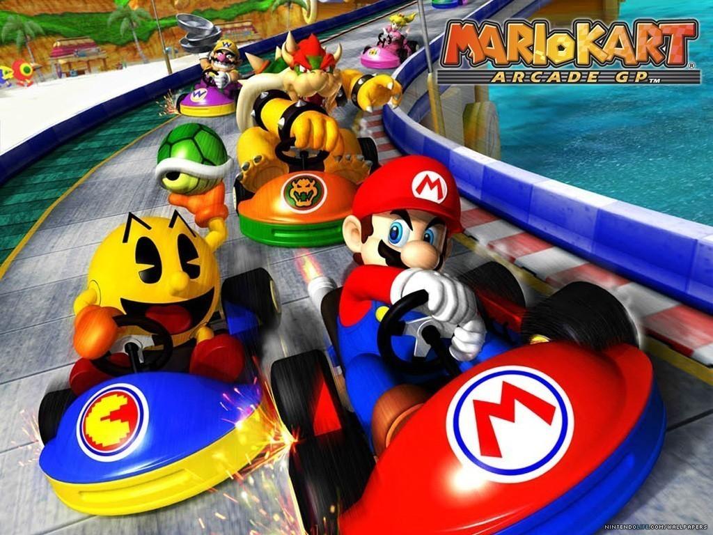 Así sería Mario Kart en la vida real [Humor]