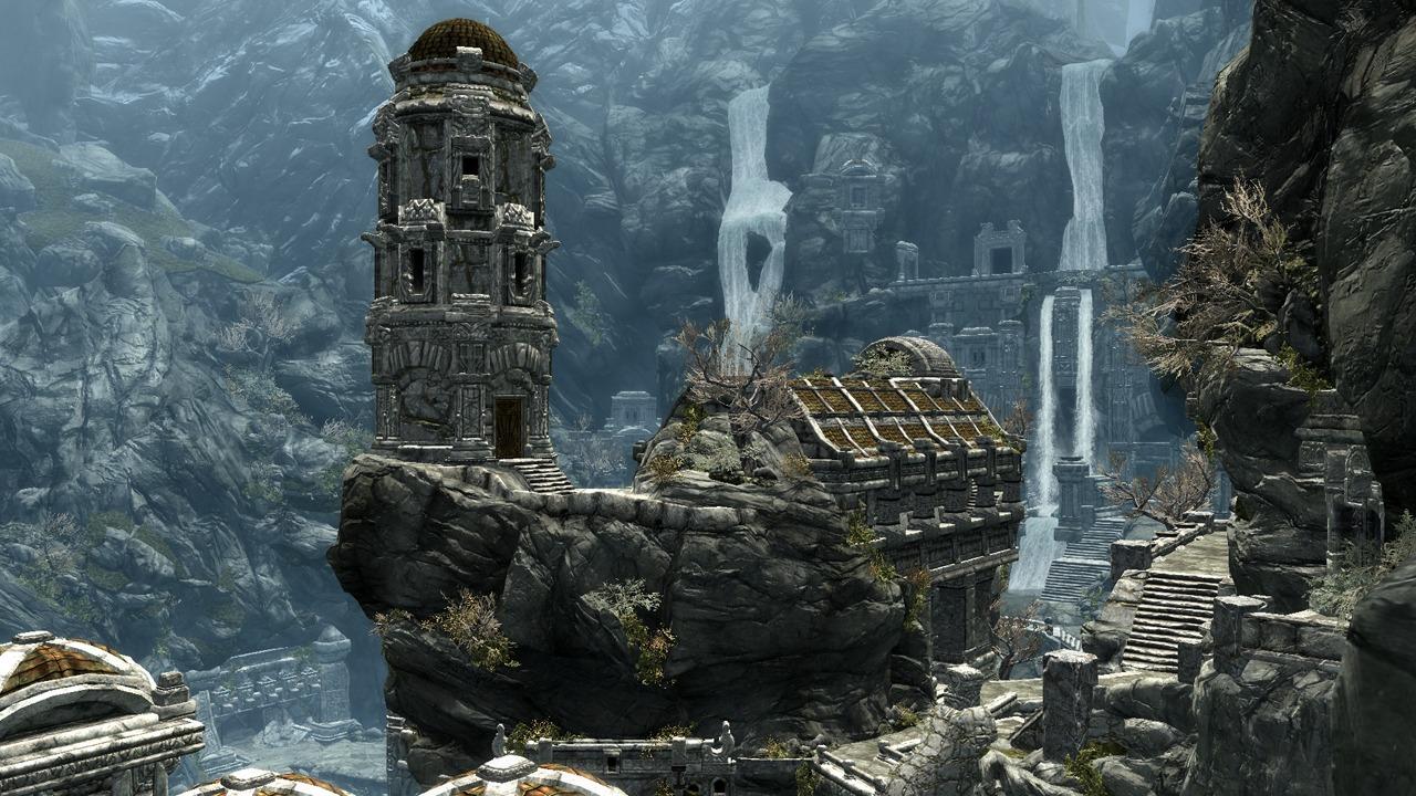 Una pequeña mirada al gameplay de Elder Scrolls V: Skyrim