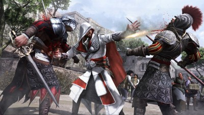 Assassin's Creed: Brotherhood para PC deja de lado el DRM en su última actualización