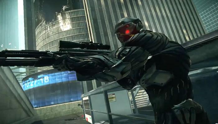 Nuevo trailer de Crysis 2, muestra las capacidades del nano traje [Maximum Hype]